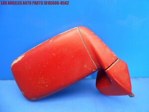 83 85 Porsche 944 Right Passenger Side Mirror Frame Housing Oem
