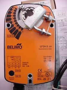 Belimo Actuator Lf24 3 Us With Crank Arm Kit Ships The Same Day Of The Purchase