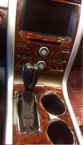 2011 2012 2013 2014 Ford Edge Se Sel Limited Interior Burl Wood Dash Trim Kit