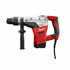Milwaukee 1 9 16 Sds Max Rotary Hammer With Case 5317 21