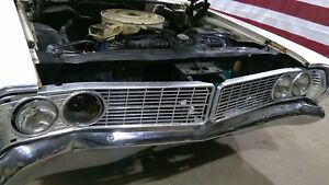 68 Ford Galaxie 500 Radiator Support