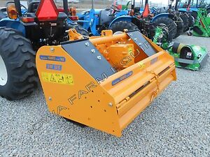 Spading Machine spader 65 Selvatici 14 Depth Makes Soils Permeable Healthy