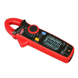 Ut210e Digital Handheld Auto Range Clamp Multimeter Dc ac Amp Voltage Meter