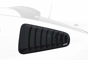 2005 2006 2007 2009 2010 Gt Ford Mustang Smoke Lovered Quarter Window Scoops