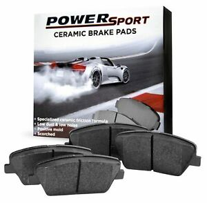 For 1981 1998 Nissan Maxima 200sx 280zx 300zx 240sx Rear Ceramic Brake Pads