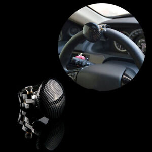 Auto Car Power Steering Wheel Ball Suicide Spinner Handle Knob Booster Retro