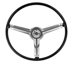 1967 Camaro Firebird Steering Wheel Deluxe New