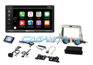 New Soundstream Stereo W Bluetooth Xm Radio Usb W Install Kit For Camaro