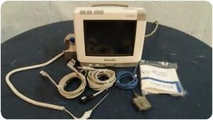 Philips M8105at Intellivue Mp5t Patient Monitor 160876