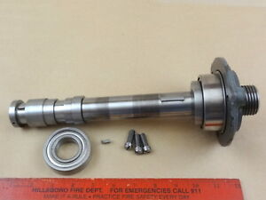 Very Nice Original Logan 10 Metal Lathe Headstock Spindle Assembly