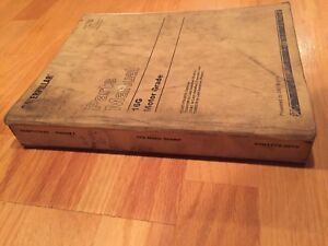 Cat 16 16g Motor Grader Tractor Caterpillar Parts Book Manual S n 93u