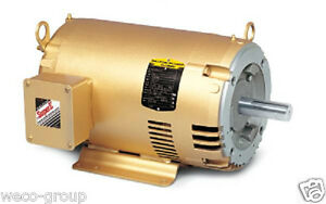 Cem3157t 2 Hp 1750 Rpm New Baldor Electric Motor