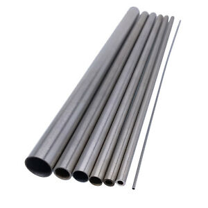Us Stock 4pcs Od 5mm Id 3mm Length 250mm 304 Stainless Steel Capillary Tube