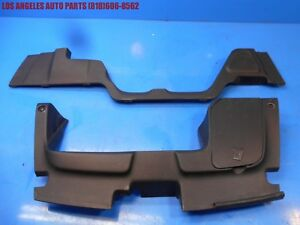 Porsche 968 Engine Compartment Firewall Blower Motor Cover Glove Compartment Oem
