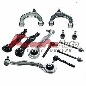 Control Arms Ball Joints Tie Rods Suspension Kit For Mercedes W211 E320 E350