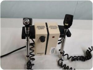 Welch Allyn 74710 Otoscope Ophthalmoscope Wall Mount Transformer 155552