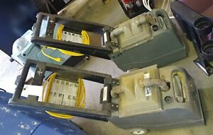Lot Of 2 Floor Carpet Cleaning Machines Cleaner Extractor 12