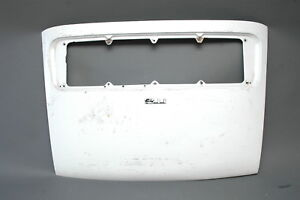 Porsche 911 Rear Deck Lid White Used 91151201056 Ss 91151201065grv