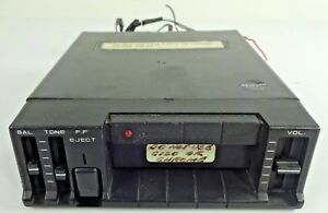 Vtg Altus By Pace Under Dash Cassette Tape Car Stereo Player Untested As Is