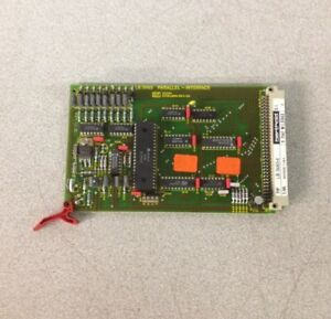 Berthold Lb3983 6 2906951484 Parallel interface Board For Nichols 160