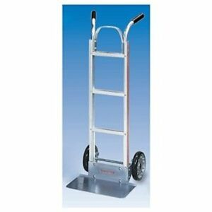 Magliner Aluminum Hand Truck 116 g1 815 Solid Nose can Be Mounted Recessed