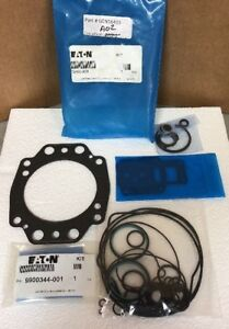 Genie 58431 Pump Shaft Seal Kit Eaton For Gs Series Scissor Lifts Nos