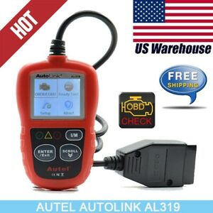 Launch Creader Crp129 Obd2 Diagnostic Scanner Scan Tool Abs Srs Sas Epb Engine