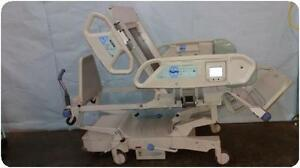 Hill rom Totalcare P1830 Bariatric Hospital Patient Bed 142314
