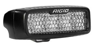 Rigid 904513 Sr Q Series Pro Led Light Pod Single Row Diffused Surface Mount Pod