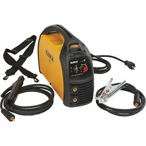 Klutch St80i Plus Inverter powered Dc Stick tig Welder 120 Volt 80 Amp