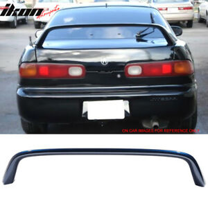 Fits 94 01 Integra Dc2 Type R Trunk Spoiler Painted b74p Adriatic Blue Pearl