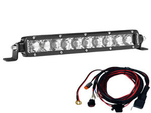 Rigid Industries 910313 10 Sr series Pro Led Light Bar Kit Flood spot Combo