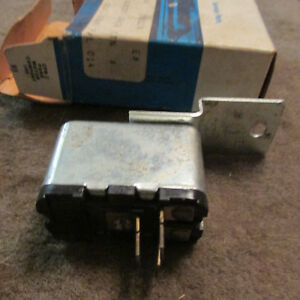 Nos 1978 1979 Ford Ltd Ii Ranchero Thunderbird Power Locks Window Or Roof Relay