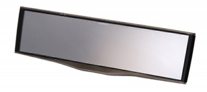 Car Mate Pl114a Black Metallic Finish Wide Angle Rear View Mirror Pack Of 1