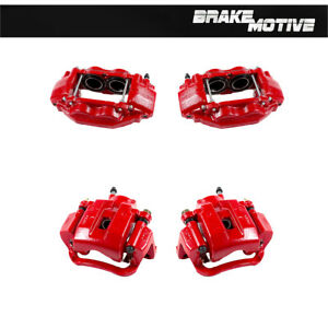 Front Rear Brake Calipers 2007 2008 2009 2010 2011 2012 2015 Toyota Tundra