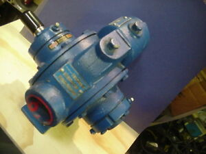 Psg Dover Blackmer Xl1 5a Petroleum Oil Sliding Vane Pump W 65psi Relief Valve