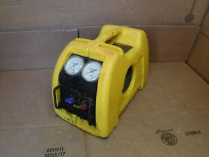 Bacharach Stinger 2000 Refrigerant Ac Recovery Unit Machine Hvac Tool