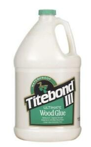 Franklin International 1416 Titebond iii Ultimate Wood Glue 1 gallon
