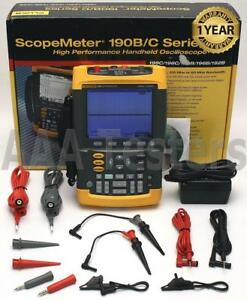 Fluke 192b Scopemeter Oscilloscope Scope Meter 192b 003 192