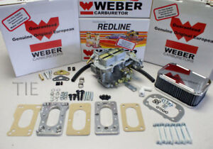 Toyota Pickup 20r 22r Weber Carburetor Conversion Kit Genuine Redline K746 Kit