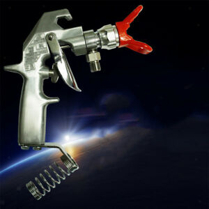 Airless Spray Gun Texture Paint Sprayer Airbrush Painting Tool 5000psi