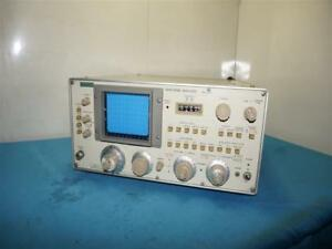 Anritsu Ms62d3 Spectrum Analyzer