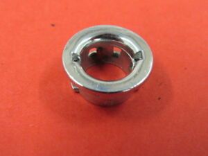 Nos 1951 Ford Ignition Switch Bezel Nut Retainer 1a 11574 B