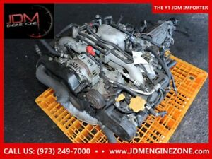 1999 2005 Subaru 2 0l Ej20 Sohc Replacement Engine W Free Shipping To A Business