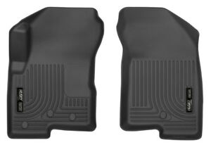 Husky Weatherbeater Front Floor Mats For Jeep Compass Patriot Dodge Caliber 2 Pc