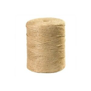 thornton s Jute Twine 3 ply 84 Lb Natural 5000