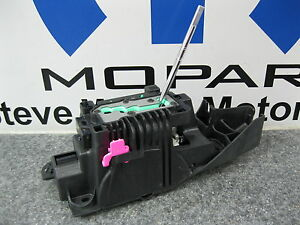 2007 Chrysler 300 Charger Magnum Automatic Transmission Shifter Nag1 Mopar Oem