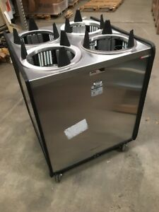 Standex Cooking Solutions Group Ml4 10 Mobile Plate Dispenser 20026800