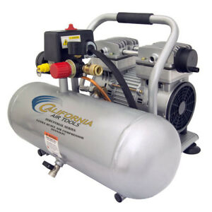 California Air Tools 2010alfc 2 Gal Aluminum Air Compressor Cat 2010alfc New