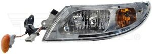 Headlight Assembly Lh Drive Fits 08 08 International 4200 4100 S